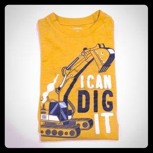 3T Carter's L/S Shirt